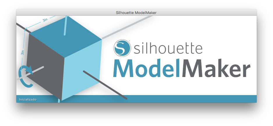 Silhouette Model Maker 3D Mexico